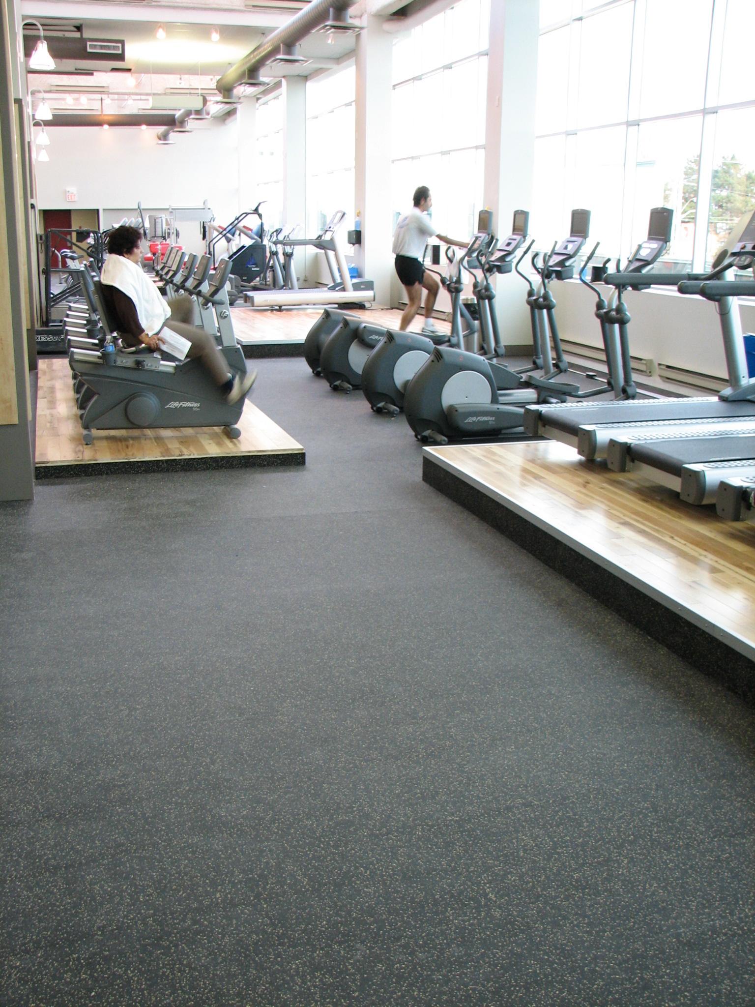 Lonseal vinyl floor
